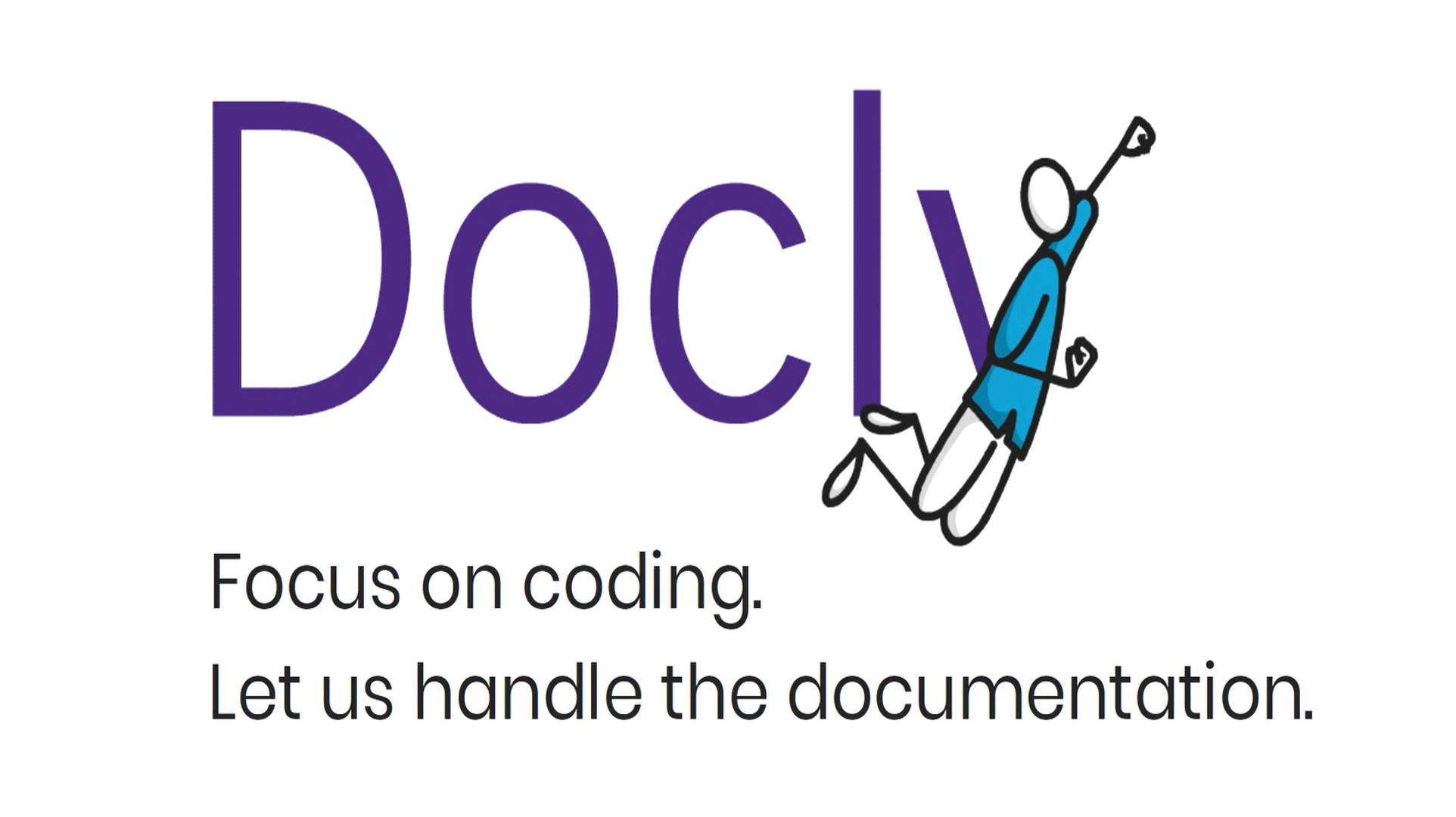 Docly. We handle the code documentation